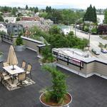 Roof top patio available to all residents